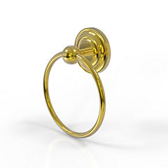 Allied Brass Que New Towel Ring