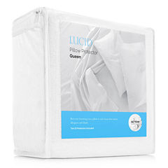 Lucid Premium Waterproof Pillow Protector