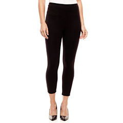 Liz Claiborne® Secretly Slender™ Cropped Leggings