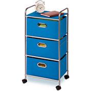 Honey-Can-Do® 3-Drawer Fabric Cart