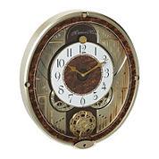 Seiko® Melodies In Motion With 6 Hi Fi Melodies Mini Clock Qxm265brh
