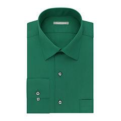 Van Heusen® Lux Sateen Long-Sleeve No-Iron Dress Shirt