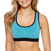 Lily of France® Seamless Reversible Crop Full-Coverage Bra