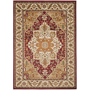 Nourison® Medallion Rectangular Rug
