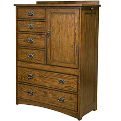Oak Ridge Chest with Door