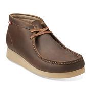 Clarks® Stinson Hi Mens Shoes