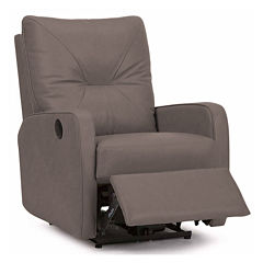 Recliner Possibilities Taylor Swivel Glider