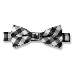 IZOD® Clip-On Bow Tie - Boys One Size