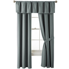 Studio™ Micro Grid 2-Pack Curtain Panels
