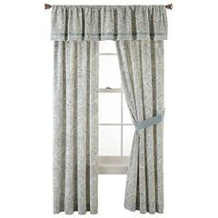 Liz Claiborne® Amhurst Paisley 2-Pack Curtain Panels