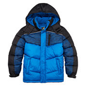 Xersion™ Promo Puffer Long-Sleeve Jacket - Preschool Boys 4-7