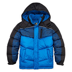 Xersion™ Puffer Long-Sleeve Jacket - Preschool Boys 4-7