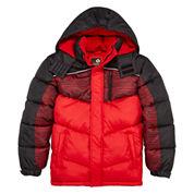 Xersion® Promo Puffer Long-Sleeve Jacket - Toddler Boys 2t-4t