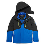 WeatherProof Systems 3-in-1 Boys' Jacket