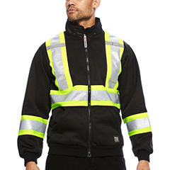 Work King® Enhanced Vis Hoodie