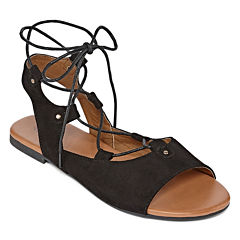 GC Shoes Brownie Points Lace-Up Sandals