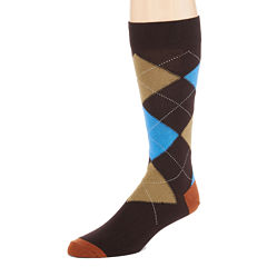 Collection by Michael Strahan Crew Socks
