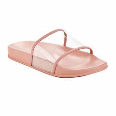 Henry Ferrera Bahamas Womens Slide Sandals