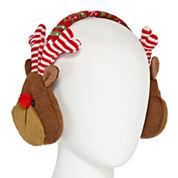 Mixit™ Knit Reindeer Earmuffs