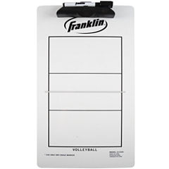Franklin Sports Volleyball Coaching Clipboard