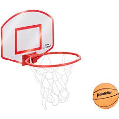 Franklin Sports Go-Pro® Basketball Hoop Set