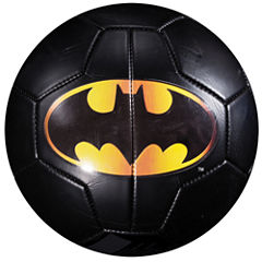 Franklin Sports Size 3 Soccer Ball with Pump - Batman