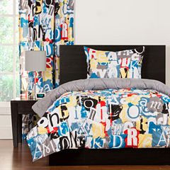 Crayola Dream On Comforter Set