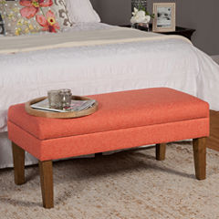Roxanne Storage Bench