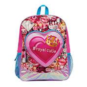 Emojiland Royal Cutie Backpack