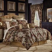 Croscill Classics® Royal Red Comforter Set & Accessories