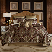 Croscill Classics® Royal Red Comforter Set
