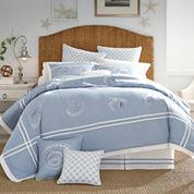 Croscill Classics® Embroidered Shells Comforter Set