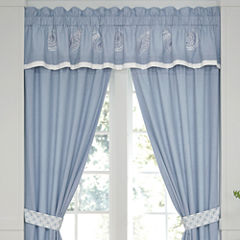 Croscill Classics® Embroidered Shells Valance