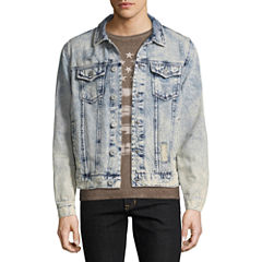 Decree Long Sleeve Denim Jacket