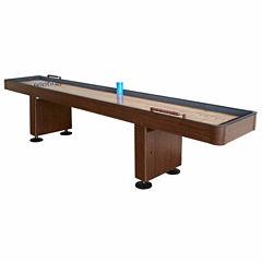 Hathaway Challenger 9-Ft Shuffleboard Table