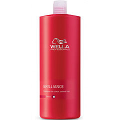 Wella® Brilliance Shampoo - Coarse - 33.8 oz.