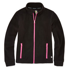Xersion™ Fleece Jacket - Girls