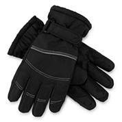 Contrast Stitch Gloves - Boys 8-20