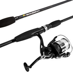 Wakeman Spinning Combo Rod and Reel