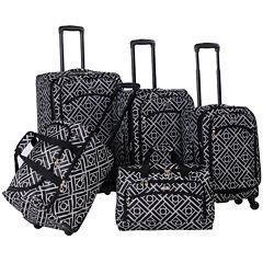 American Flyer Astor 5-pc. Luggage Set