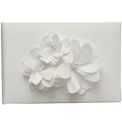 Ivy Lane Design™ Water Lily Guest Book