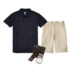 IZOD® Polo, Shorts, or Arizona Belt - Boys 8-20 and Husky