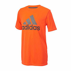 adidas Graphic T-Shirt-Big Kid Boys
