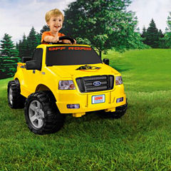 Fisher-Price Power-Wheels F150 - 6V