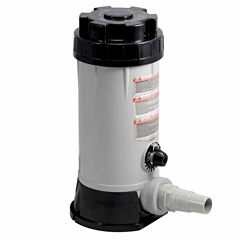 Blue Wave In-line Automatic 9-lb Chlorine Feeder for Above Ground Pools