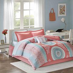 Intelligent Design Eleni Comforter Set