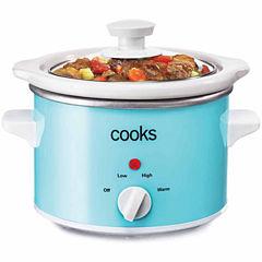 Cooks 1 1/2 Qt Slow Cooker