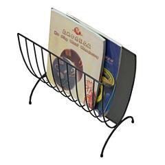 Mind Reader Magazine Wire Rack