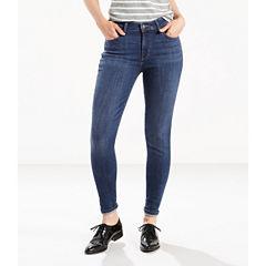 Levi's® Mid Rise Skinny Jeans