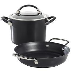 Circulon® Symmetry 3-pc. Nonstick Cookware Set